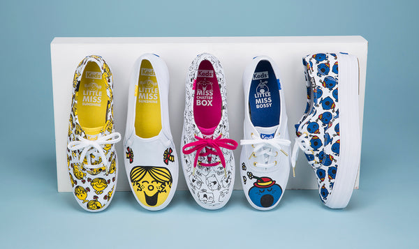 Keds® Launches Little Miss Collection