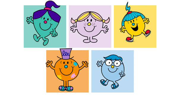 Vote for the next Mr. Men Little Miss!