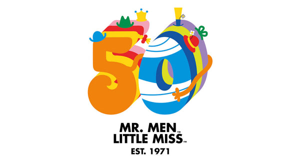 Mr. Men Little Miss celebrates 50 years
