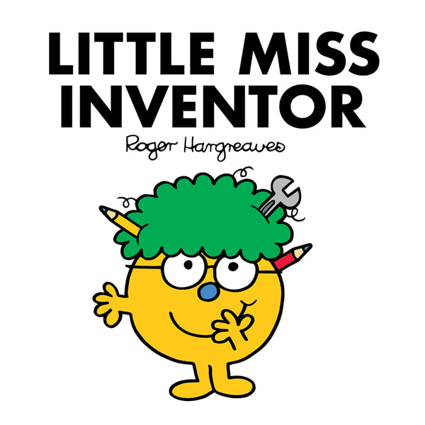 Introducing... Little Miss Inventor