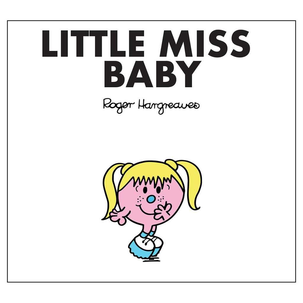 Little Miss Baby Spice Girls Book