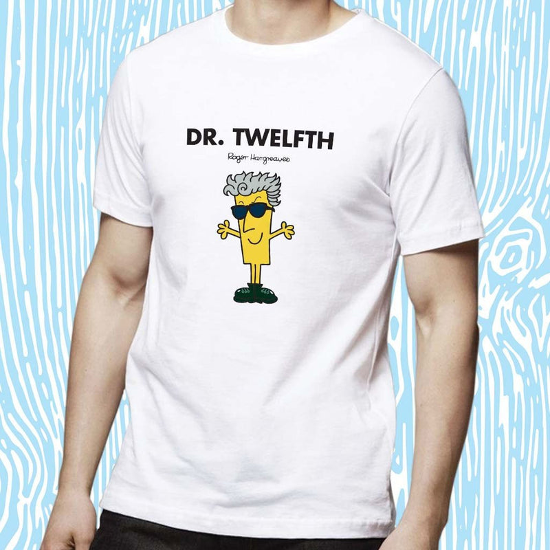 Dr. Twelfth Adult T-shirt (Lifestyle)
