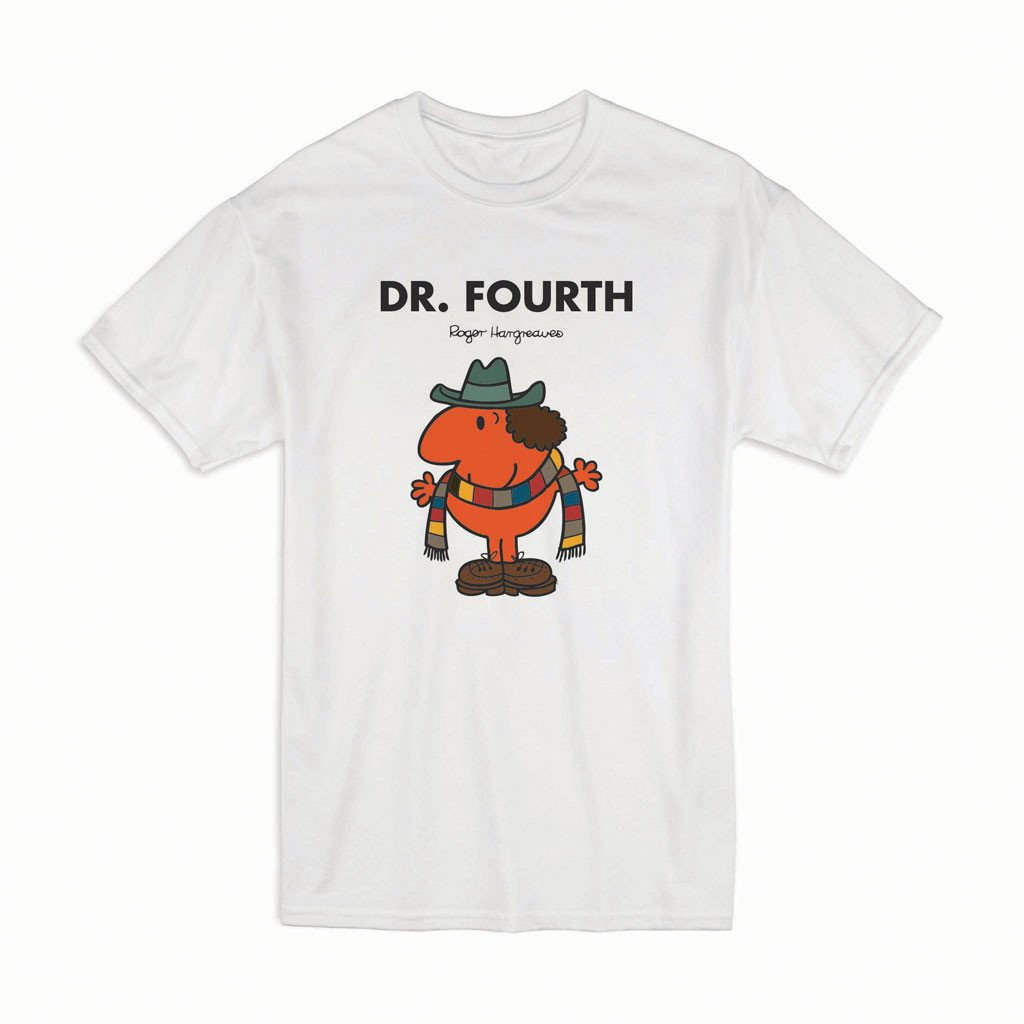 Dr. Fourth Adult T-shirt