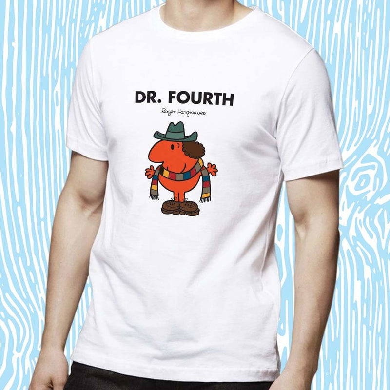 Dr. Fourth Adult T-shirt (Lifestyle)
