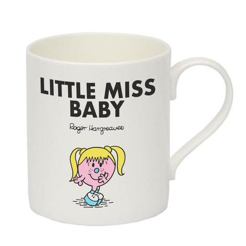 Little Miss Baby Bone China Mug