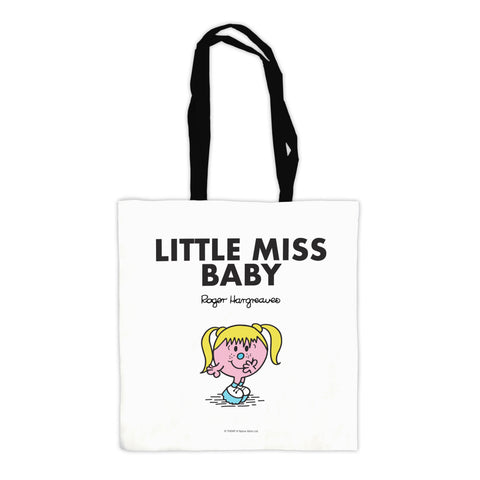 Little Miss Baby Tote Bag
