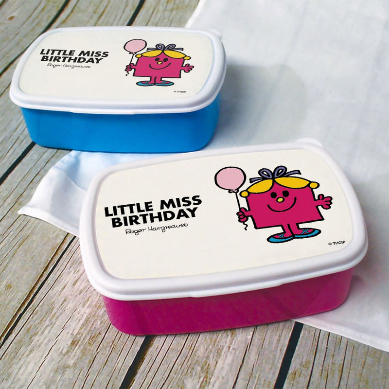 Little Miss Birthday Lunchbox (Lifestyle)