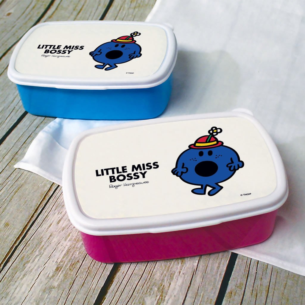 Little Miss Bossy Lunchbox (Lifestyle)