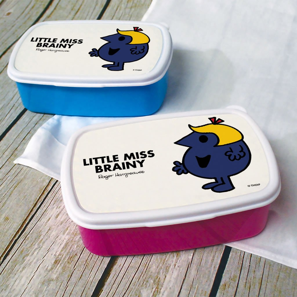 Little Miss Brainy Lunchbox (Lifestyle)