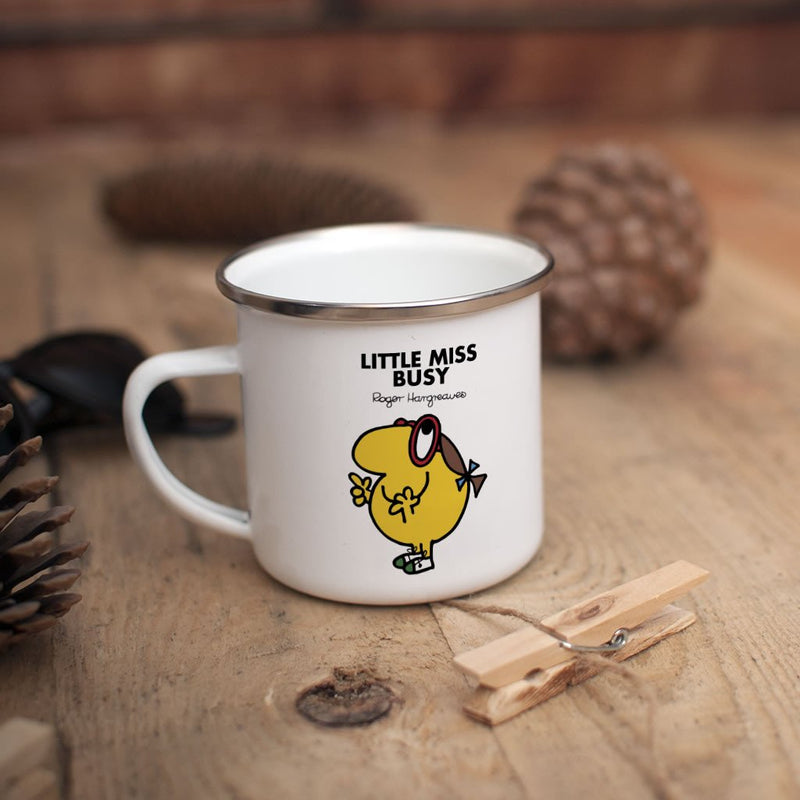 Little Miss Busy Children's Mug (Lifestyle)