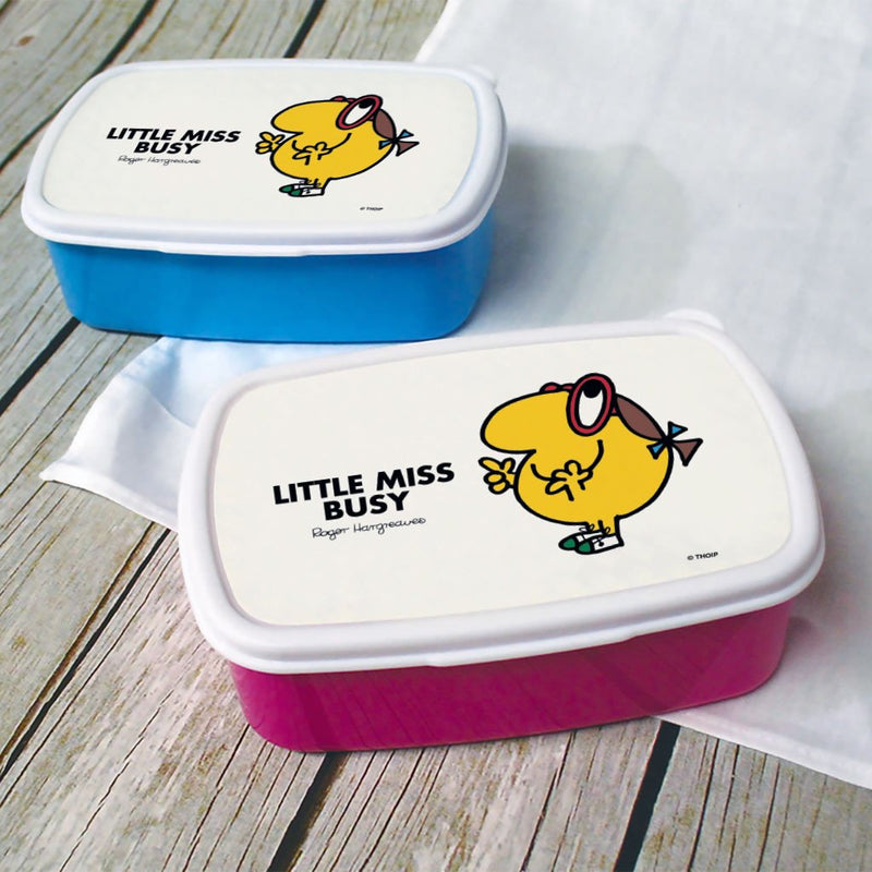 Little Miss Busy Lunchbox (Lifestyle)