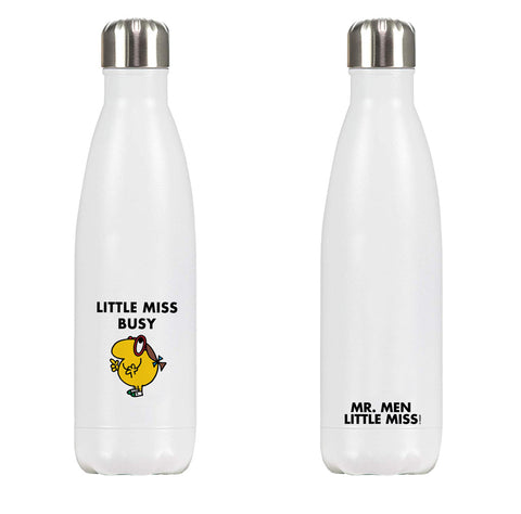 Little Miss Busy Premium Water Bottle