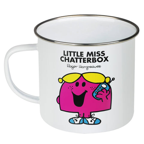 Little Miss Chatterbox Children's Mug