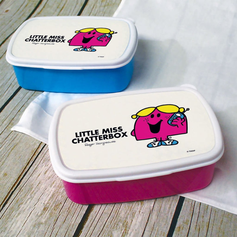 Little Miss Chatterbox Lunchbox (Lifestyle)
