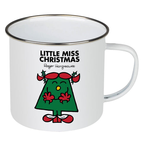 Little Miss Christmas Children's Mug