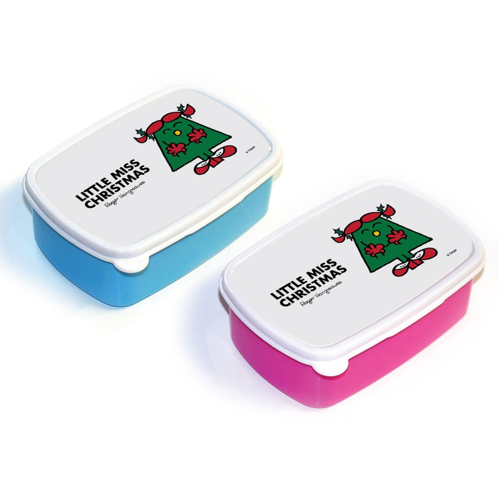 Little Miss Christmas Lunchbox