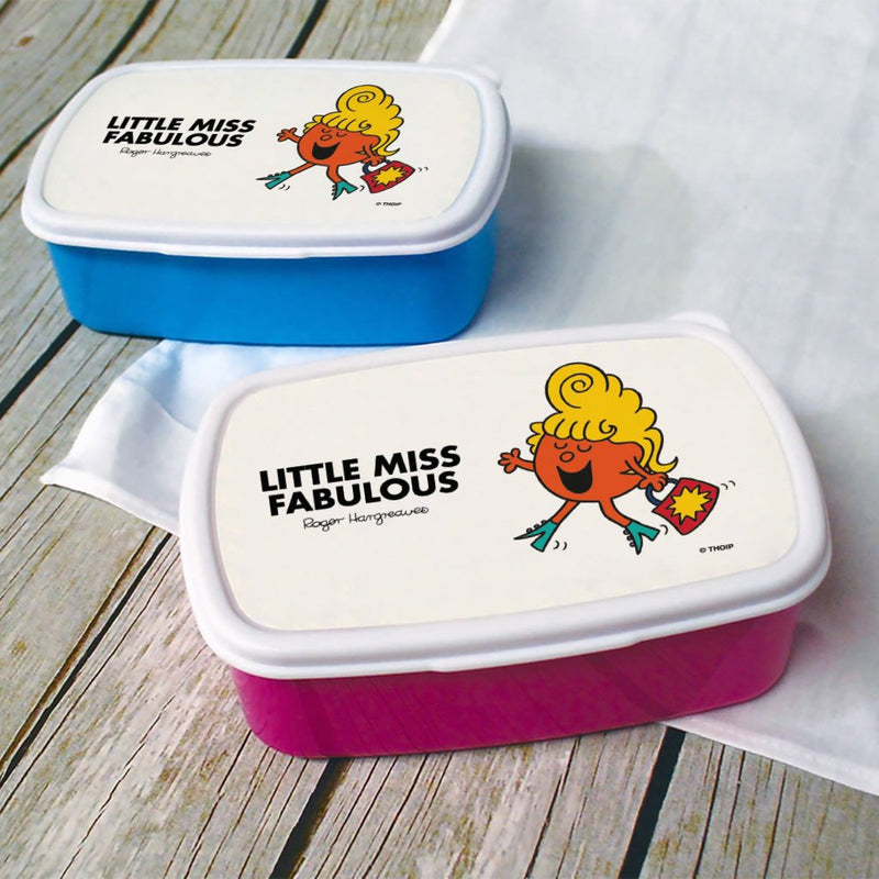 Little Miss Fabulous Lunchbox (Lifestyle)