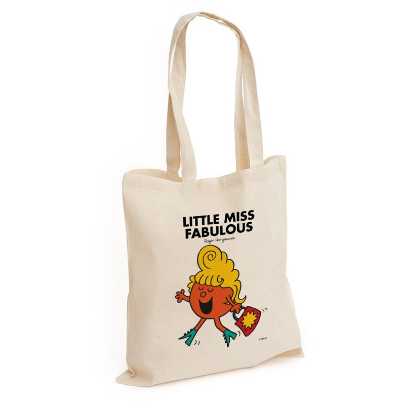 Little Miss Fabulous Long Handled Tote Bag