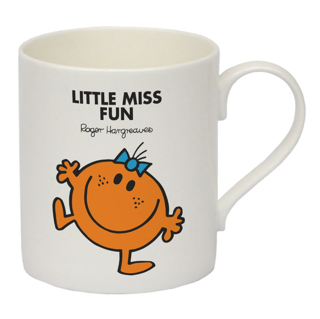 Little Miss Fun Bone China Mug