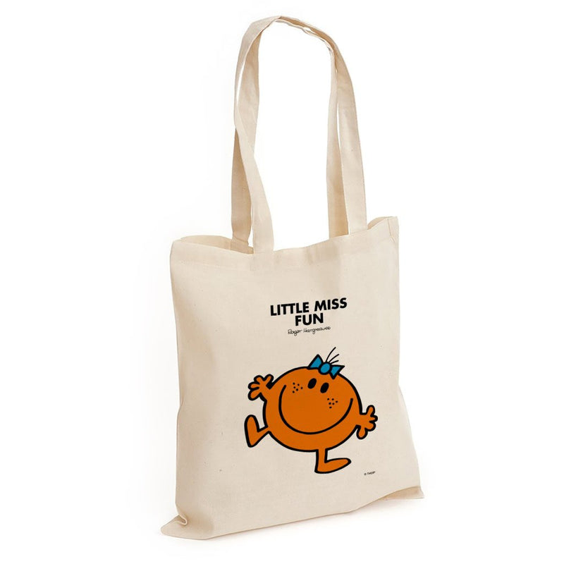 Little Miss Fun Long Handled Tote Bag