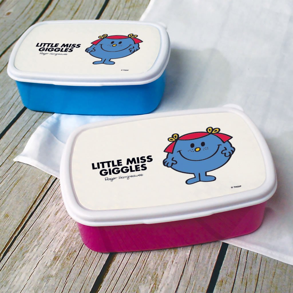 Little Miss Giggles Lunchbox (Lifestyle)