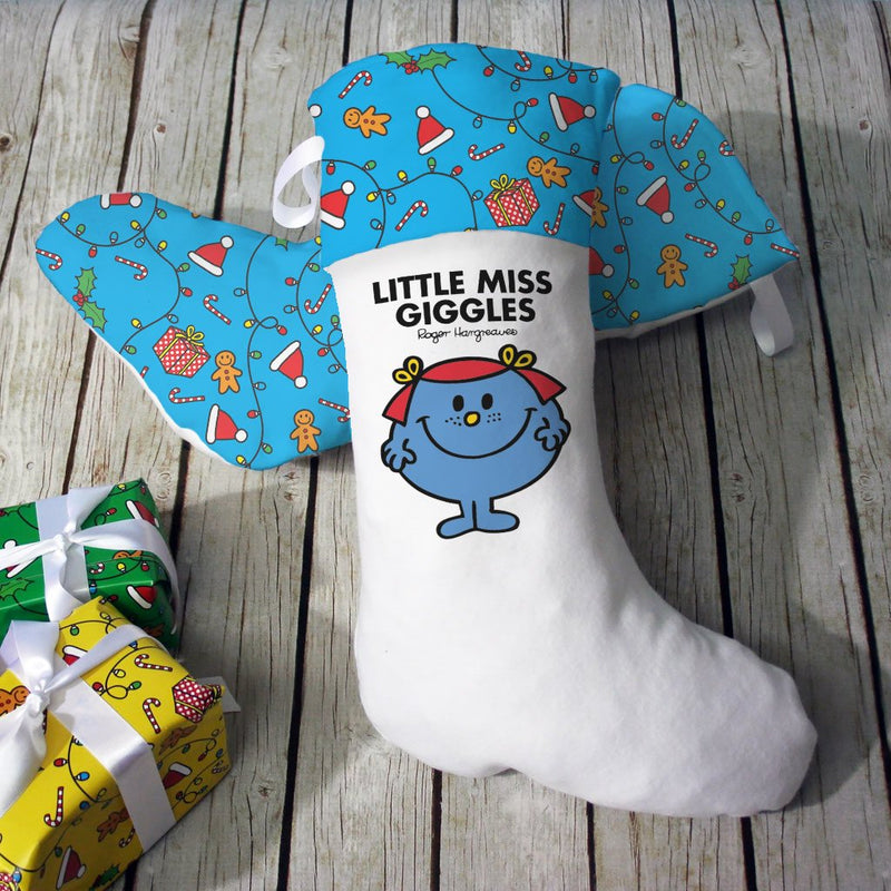 Little Miss Giggles Christmas Stocking (Lifestyle)