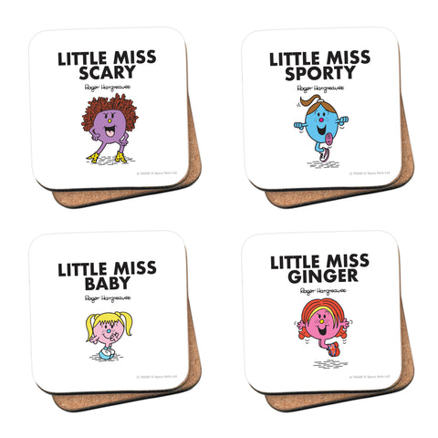 Little Miss Spice Girls Coasters