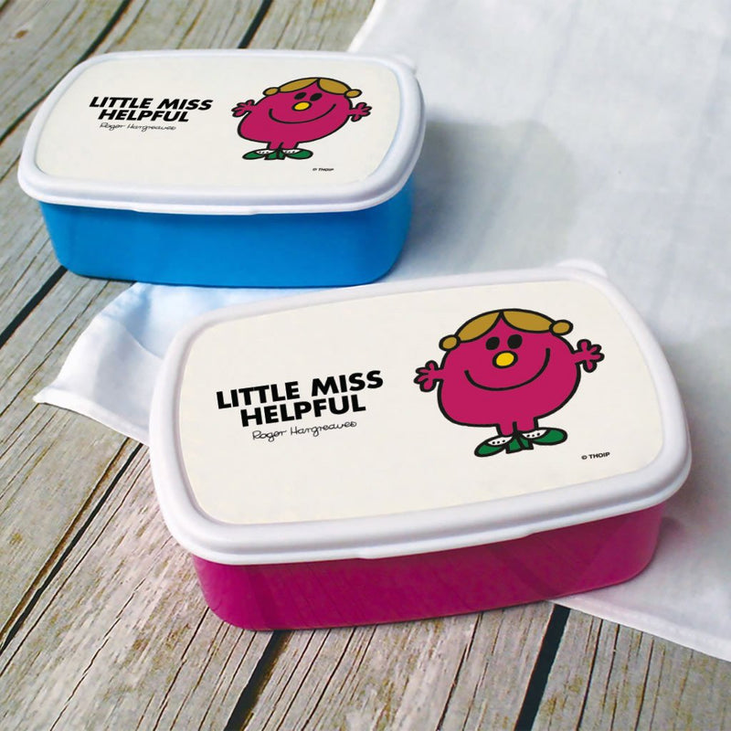 Little Miss Helpful Lunchbox (Lifestyle)