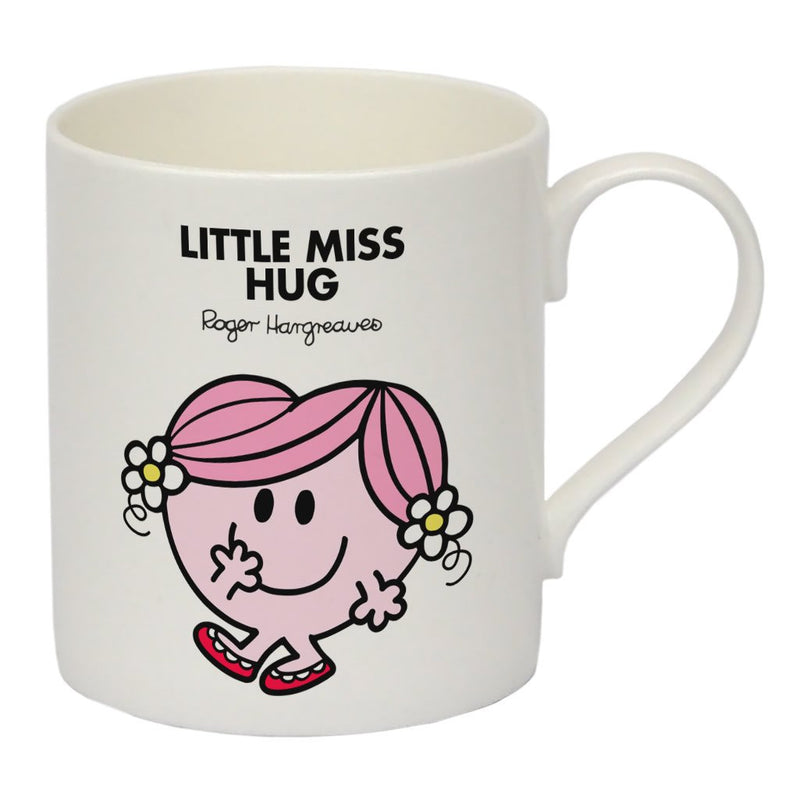Little Miss Hug Bone China Mug