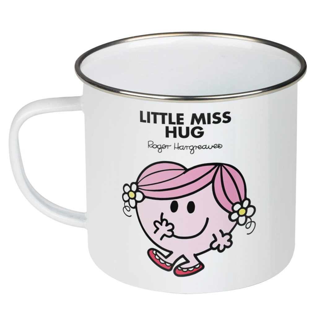 Little Miss Hug Children's Mug