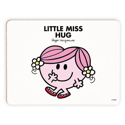 Little Miss Hug Cork Placemat