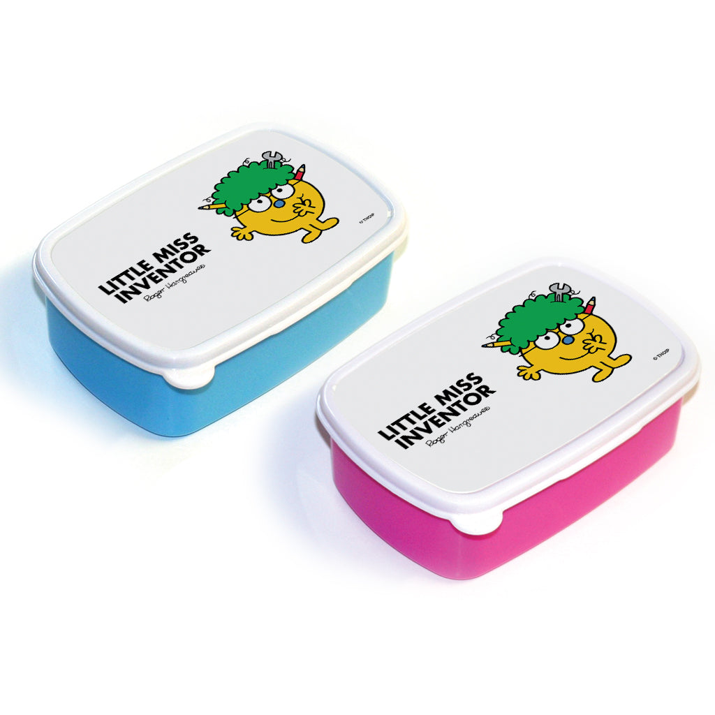 Little Miss Inventor Lunchbox