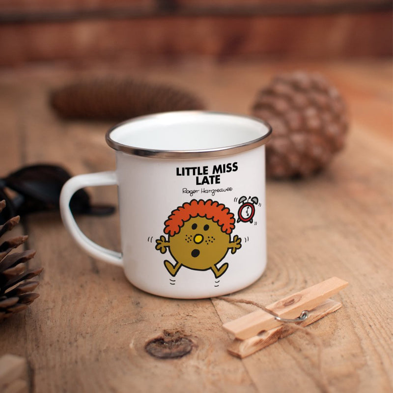 Little Miss Late Children's Mug (Lifestyle)