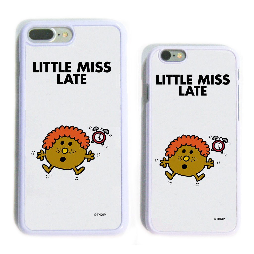 Little Miss Late White Phone Case