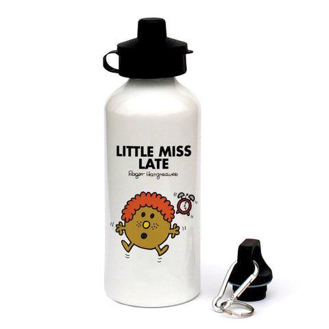 Little Miss Late Water Bottle