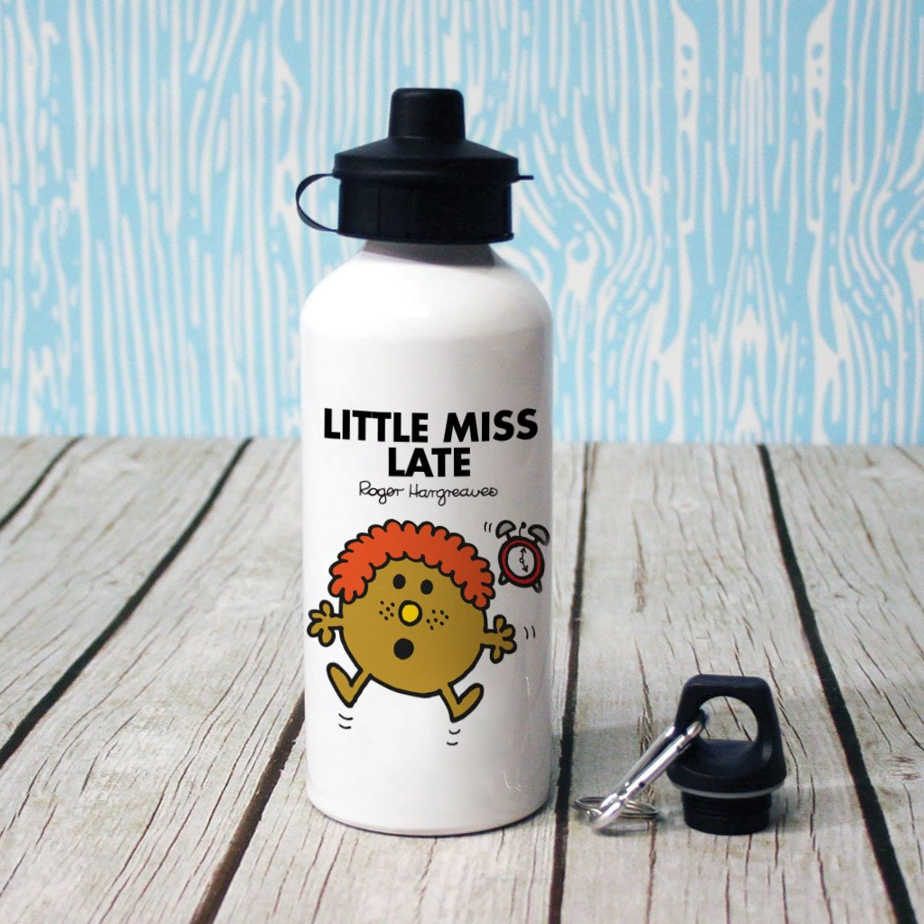 Little Miss Late Water Bottle (Lifestyle)