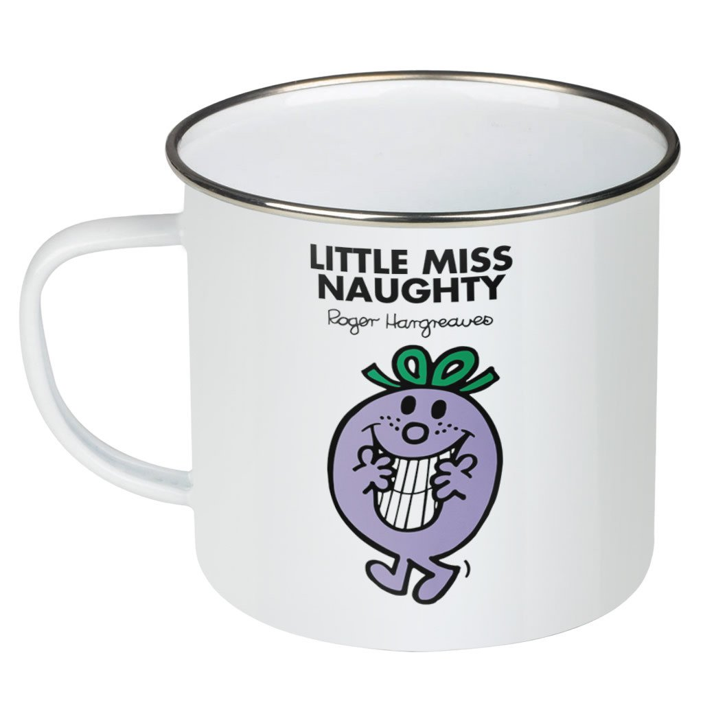 Little Miss Naughty Children's Mug
