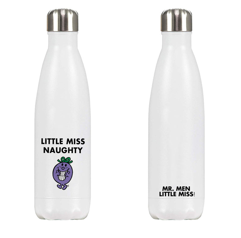 Little Miss Naughty Premium Water Bottle