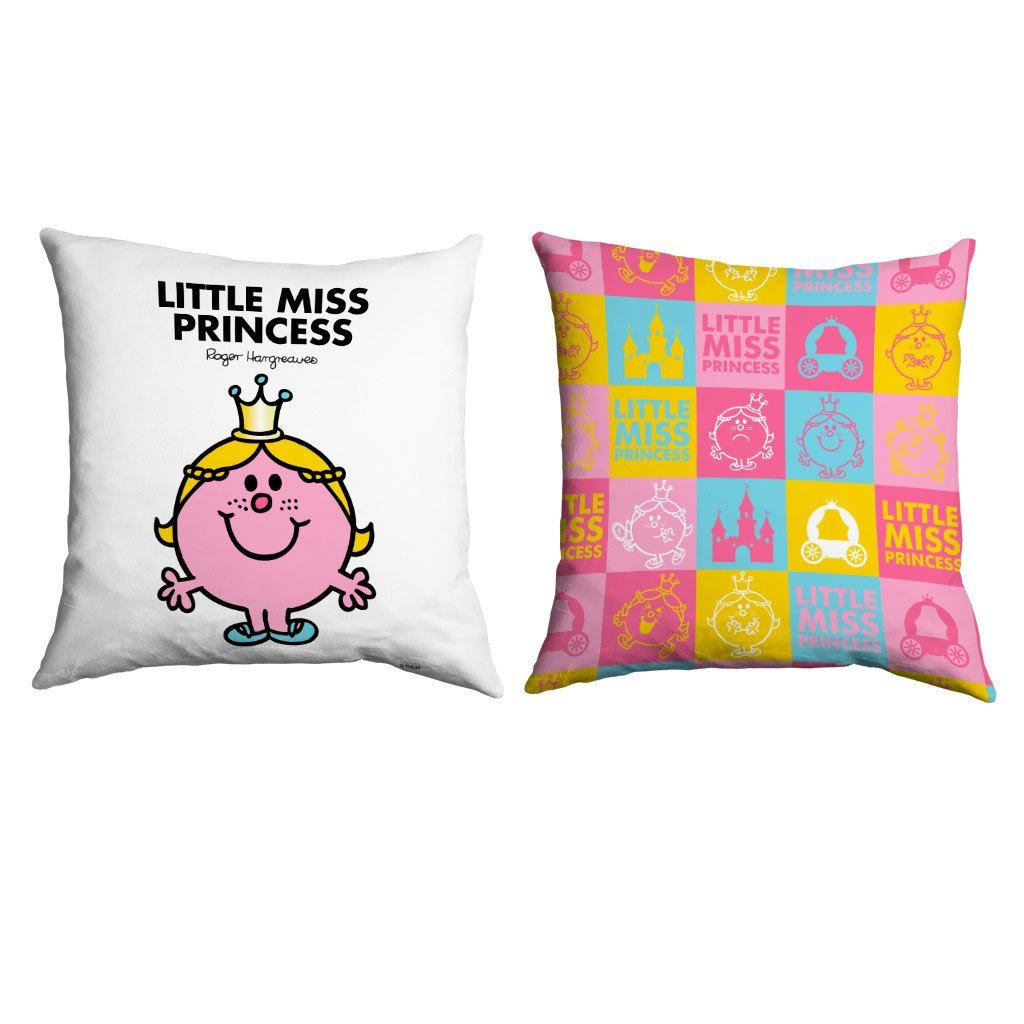 Little Miss Princess Micro Fibre Cushion