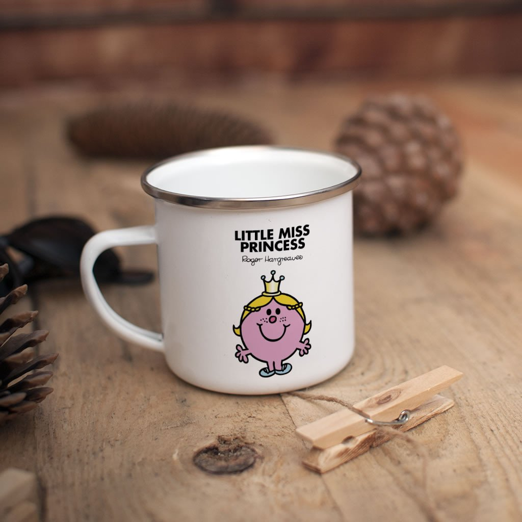 Little Miss Princess Children's Mug (Lifestyle)