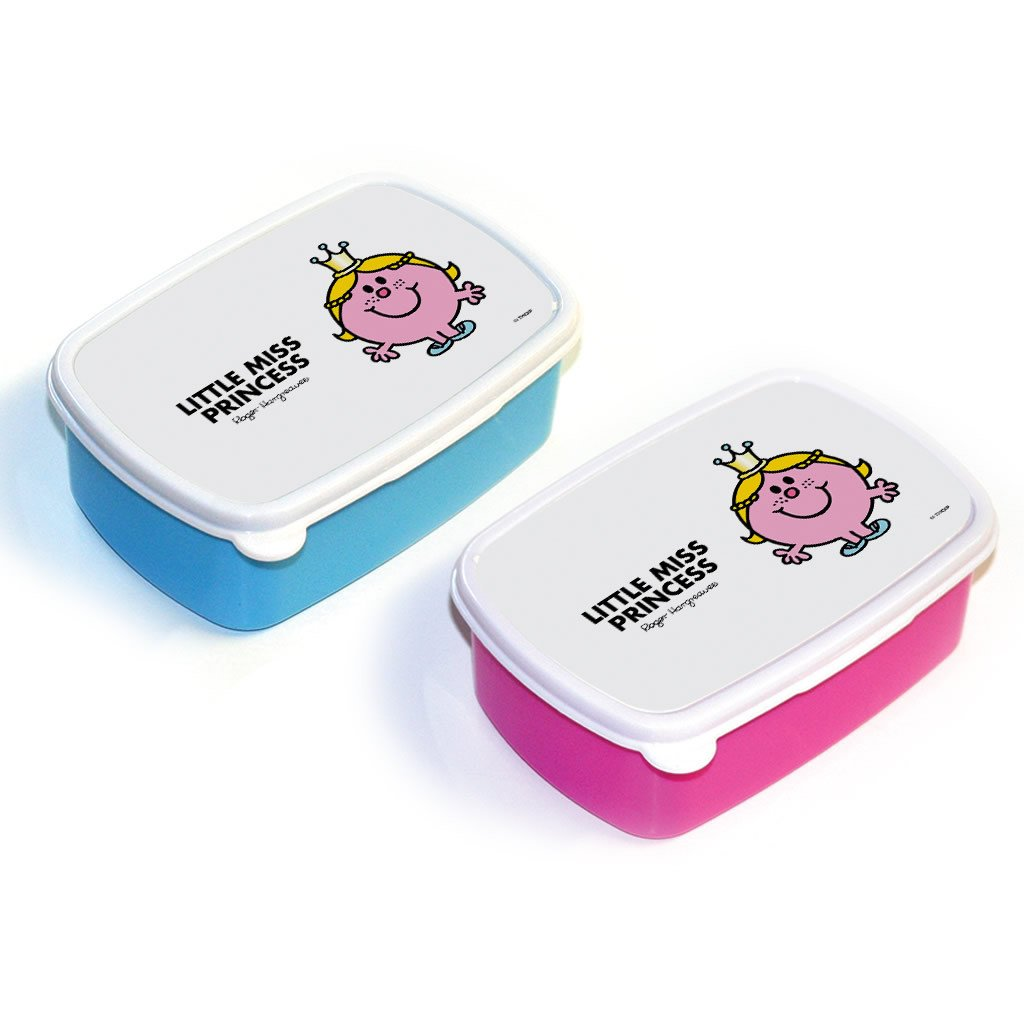 Little Miss Princess Lunchbox