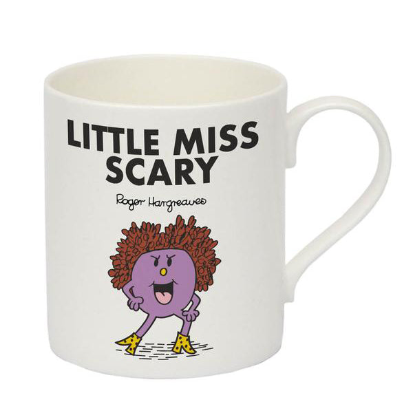 Little Miss Scary Bone China Mug