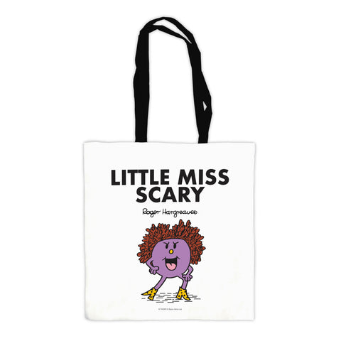 Little Miss Scary Tote Bag