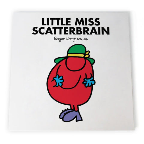 Little Miss Scatterbrain Canvas