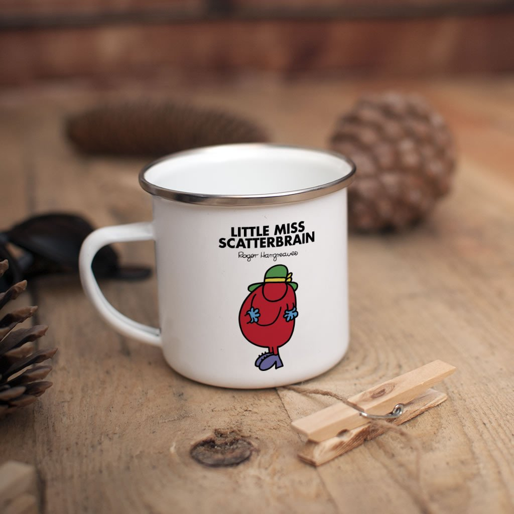 Little Miss Scatterbrain Children's Mug (Lifestyle)