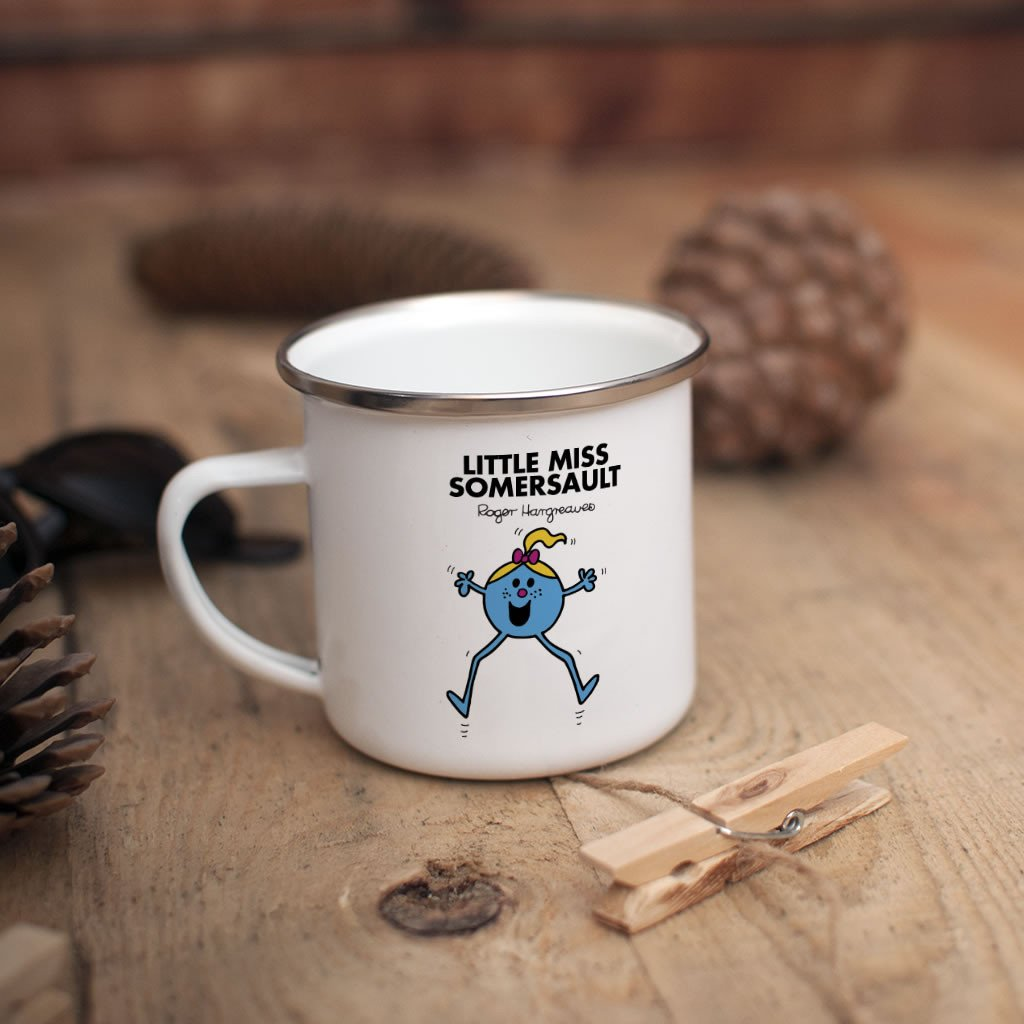 Little Miss Somersault Children's Mug (Lifestyle)