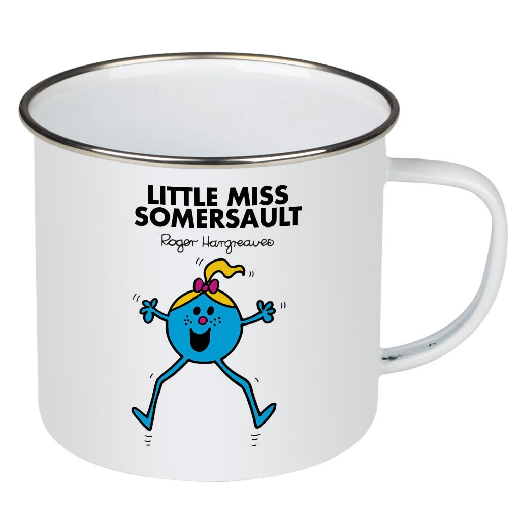 Little Miss Somersault Children's Mug