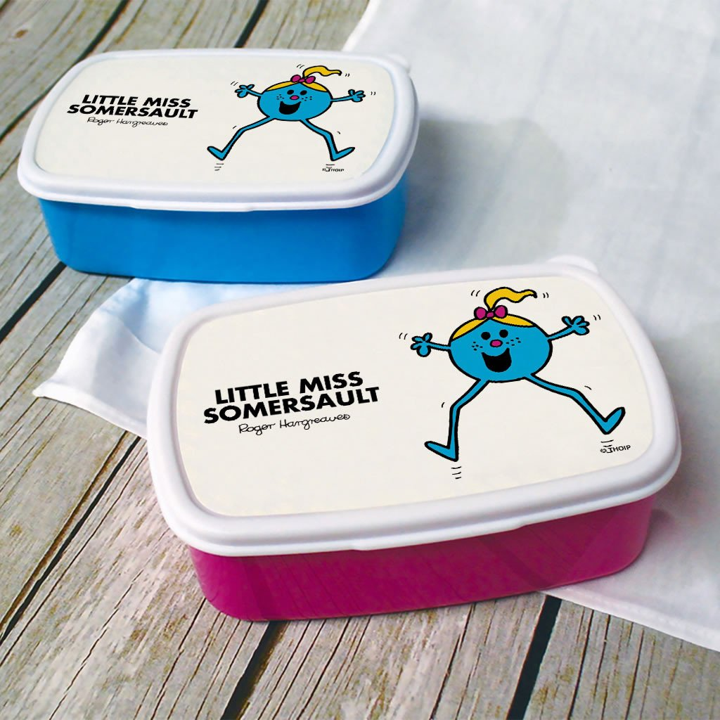 Little Miss Somersault Lunchbox (Lifestyle)