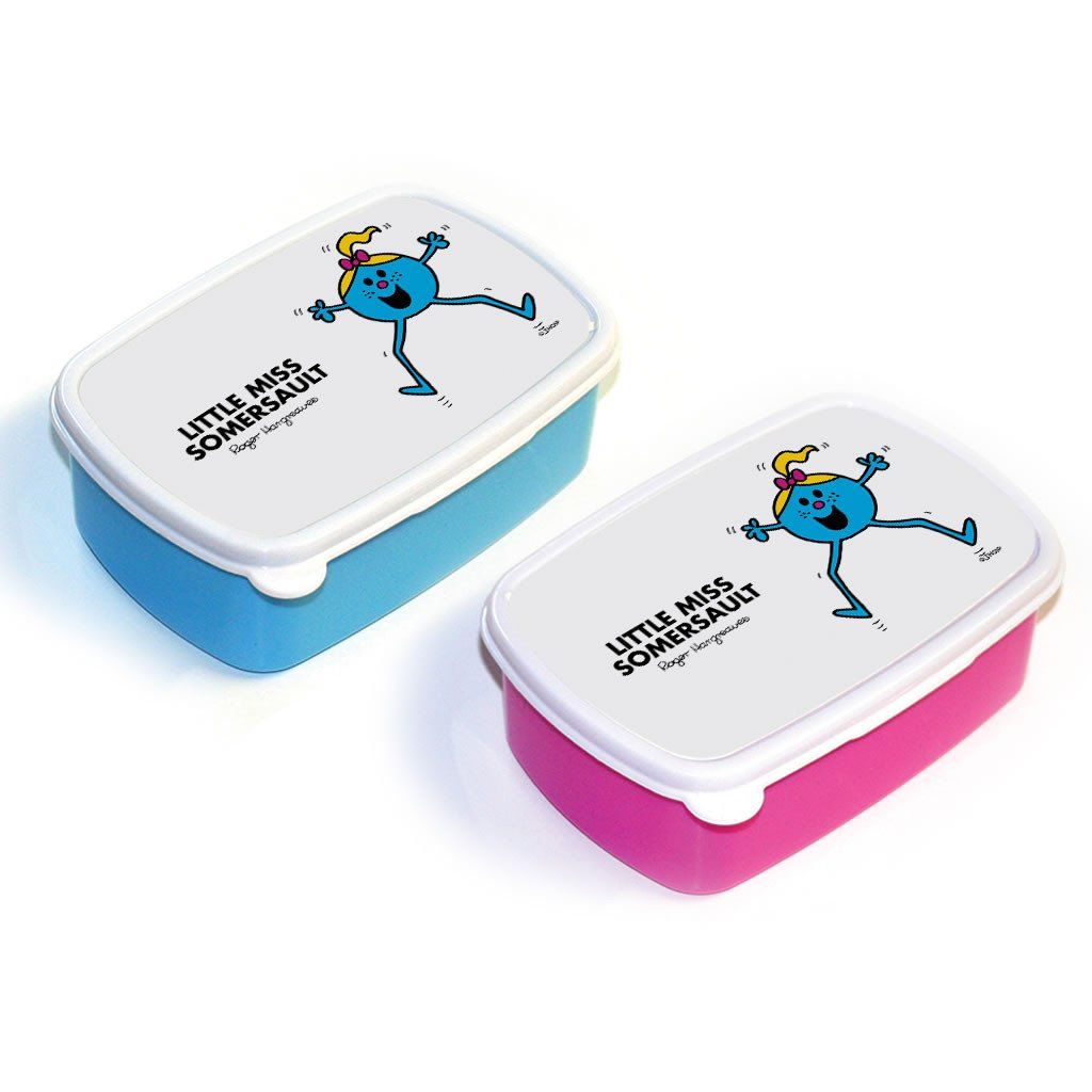 Little Miss Somersault Lunchbox