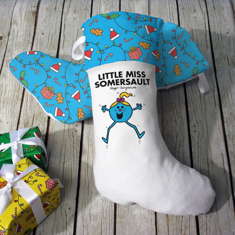 Little Miss Somersault Christmas Stocking (Lifestyle)